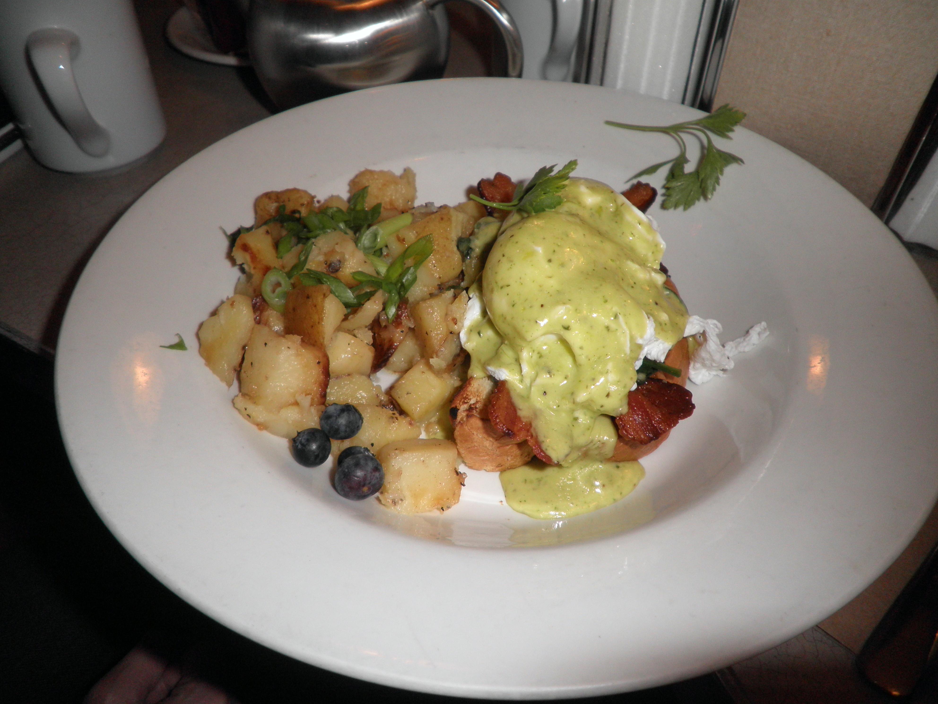 Avenue Diner – florentine benny