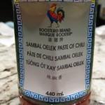 Sambal Chili Sauce